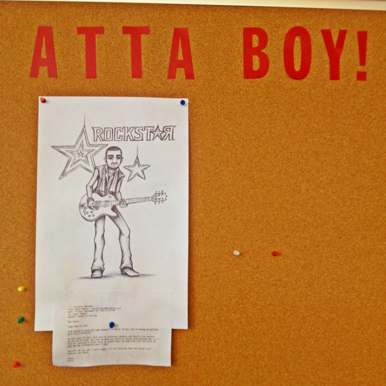 Atta Boy!