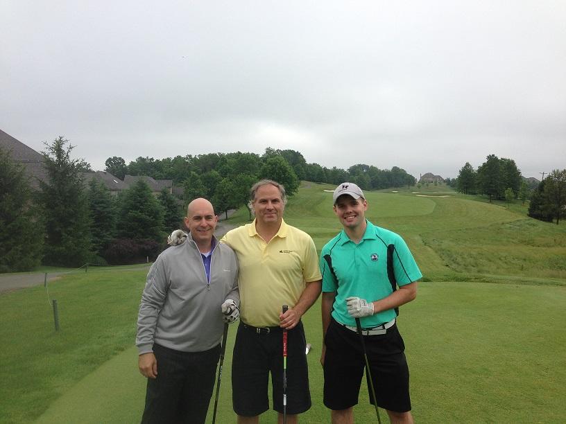 ABG Capital has gone golfing