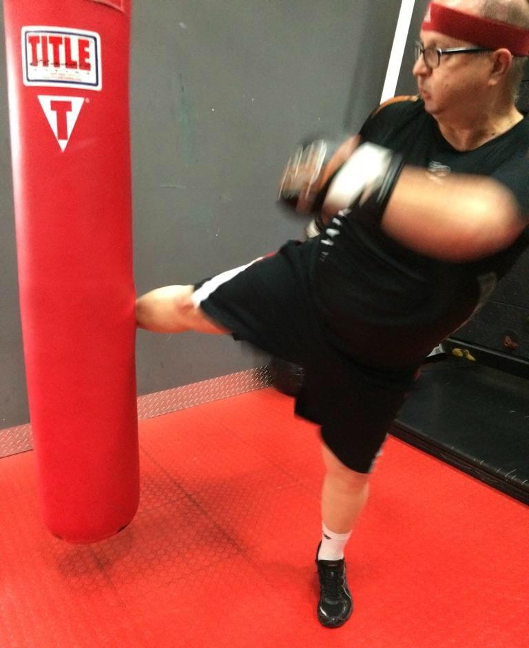 Jerry Eddy Kickboxing . ABG Capital Blog