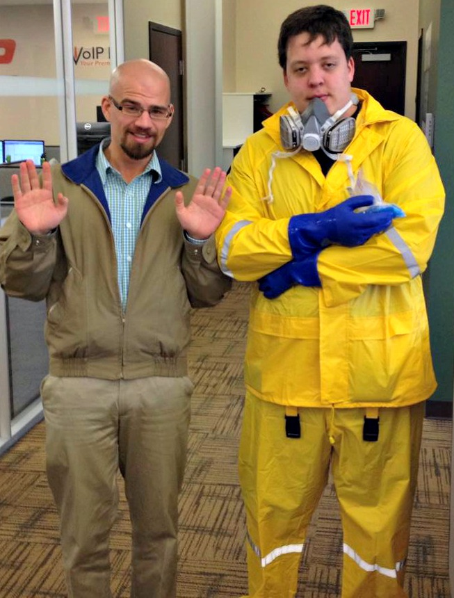 Breaking Bad Halloween Costume I ABG Capital Blog