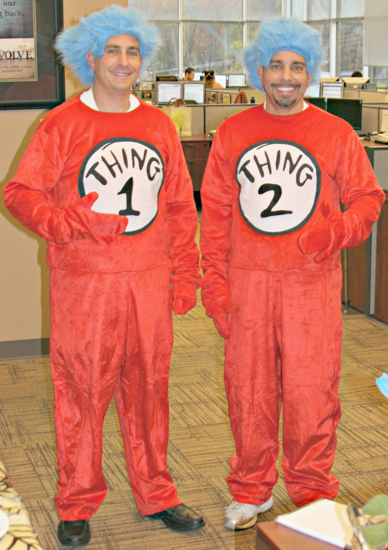 Thing One Thing Two Halloween Costume I ABG Capital Blog