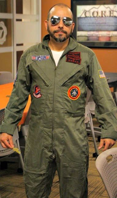Top Gun Halloween Costume I ABG Capital Blog
