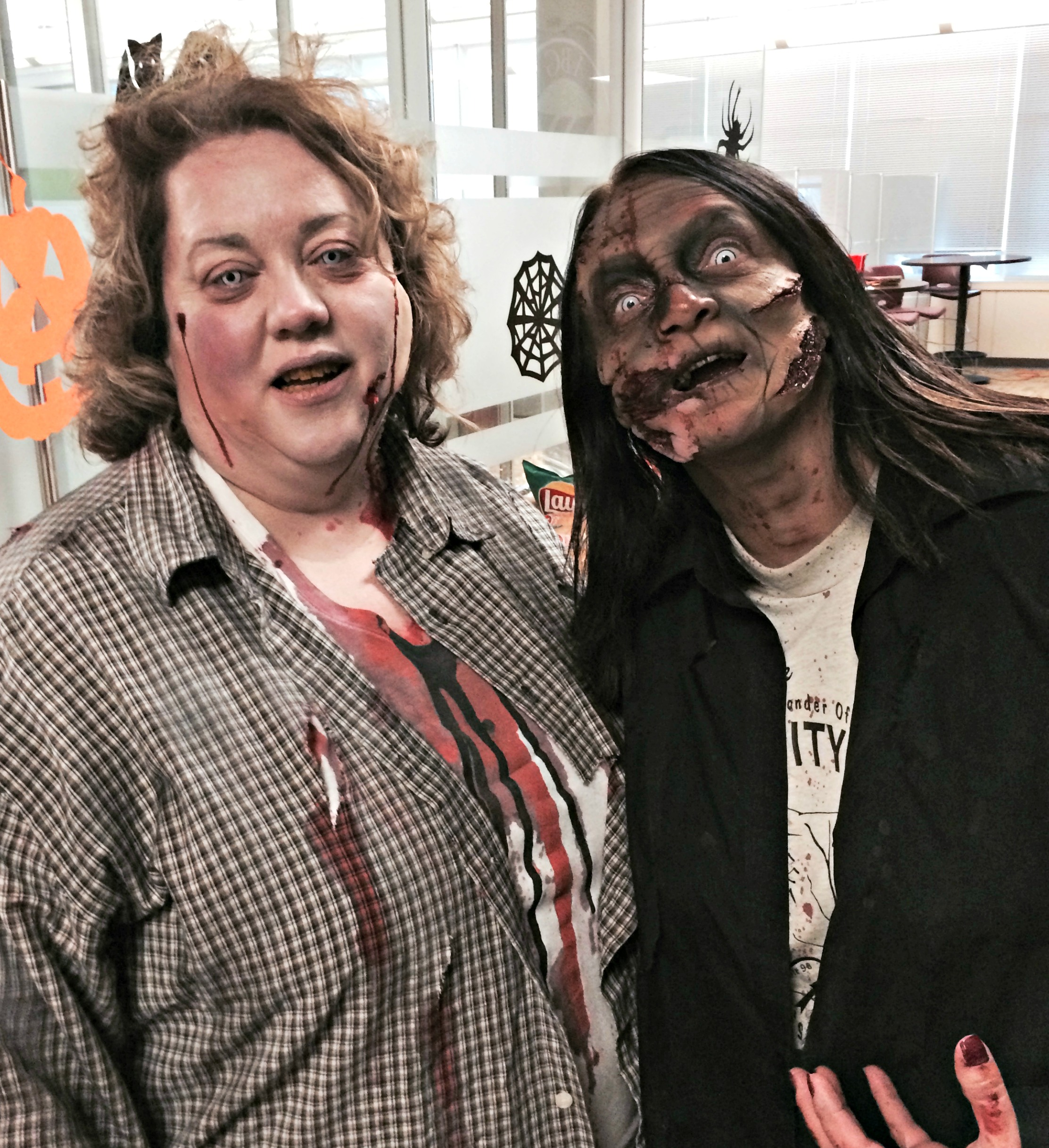 Zombies Halloween Costume I ABG Capital Blog