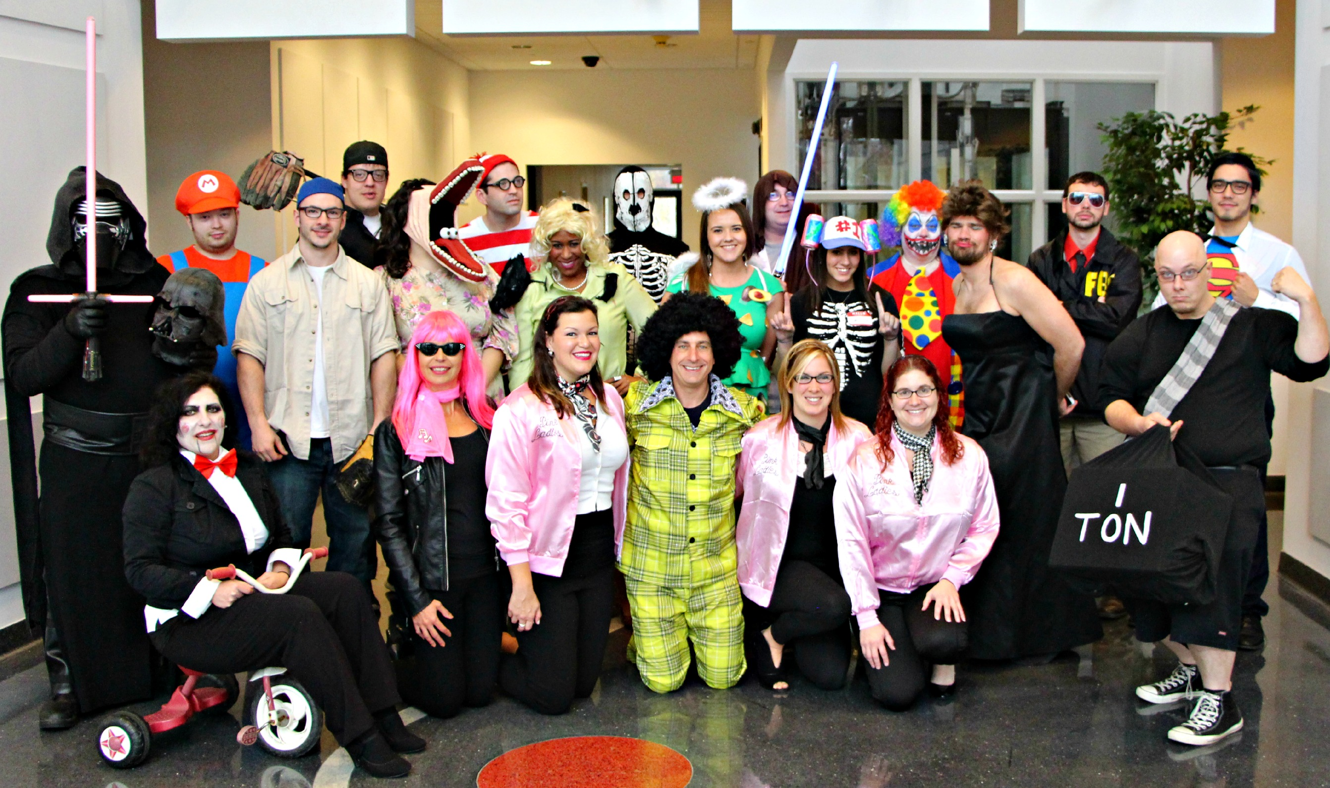 ABG Capital I Halloween Group