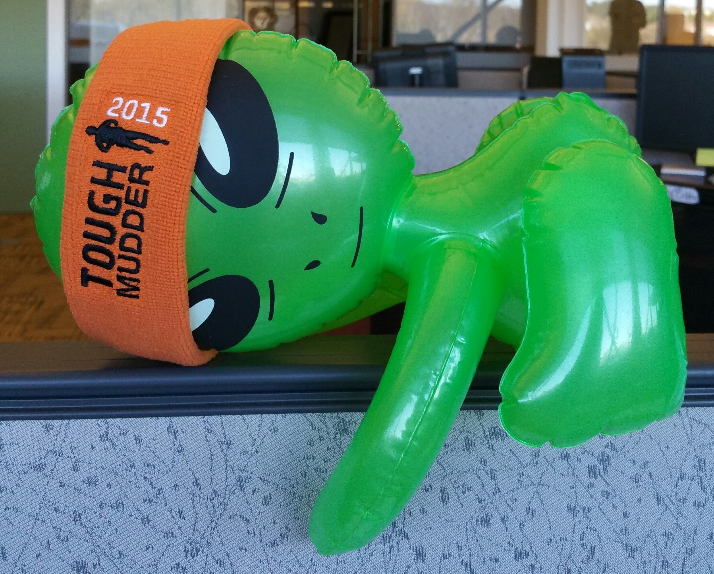 Tough Mudder Alien