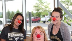 Red Nose Day Inspira