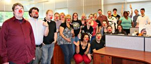 Red Nose Day ABG Capital