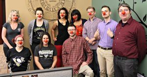 Red Nose Day at ABG Capital