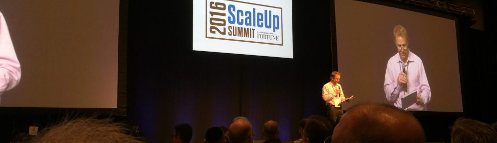 Scale Up, Verne Harnish